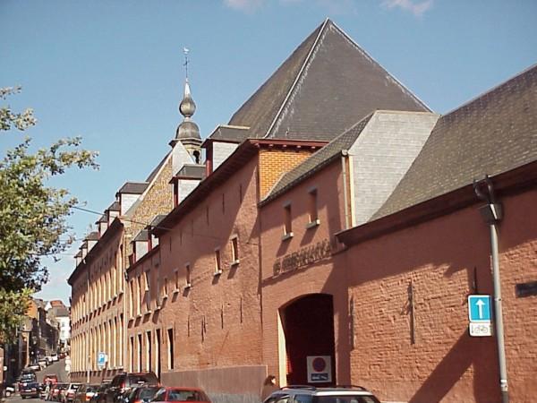 Façade rue du Grand Trou Oudart