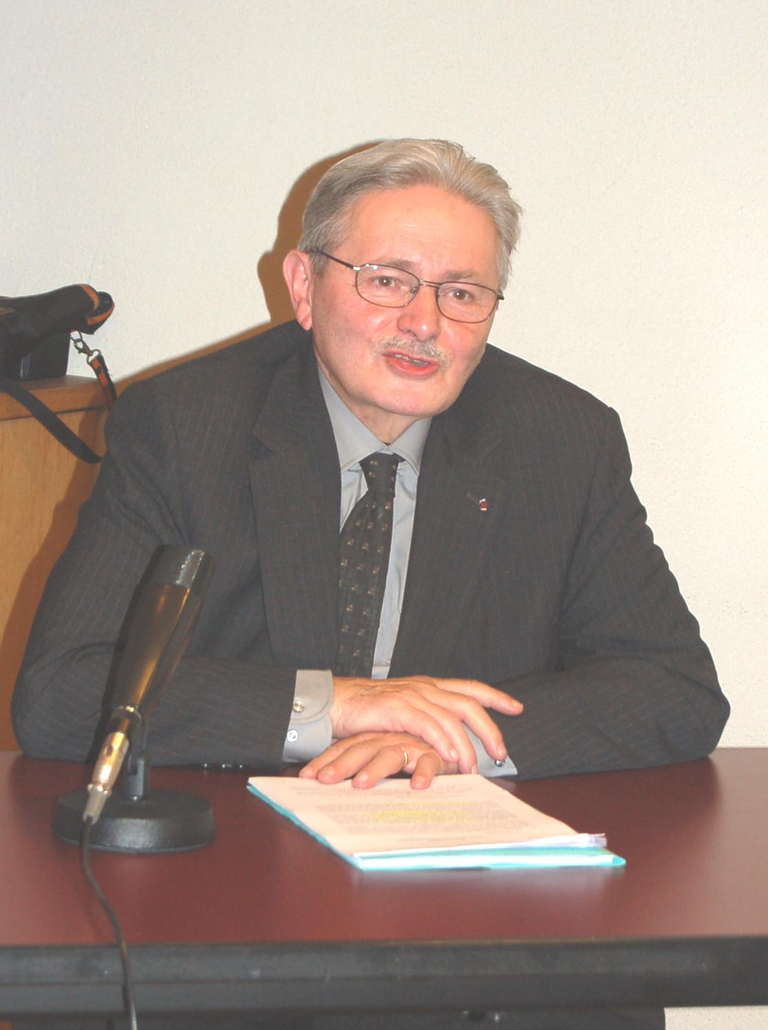 Jean Barthelemy 2007